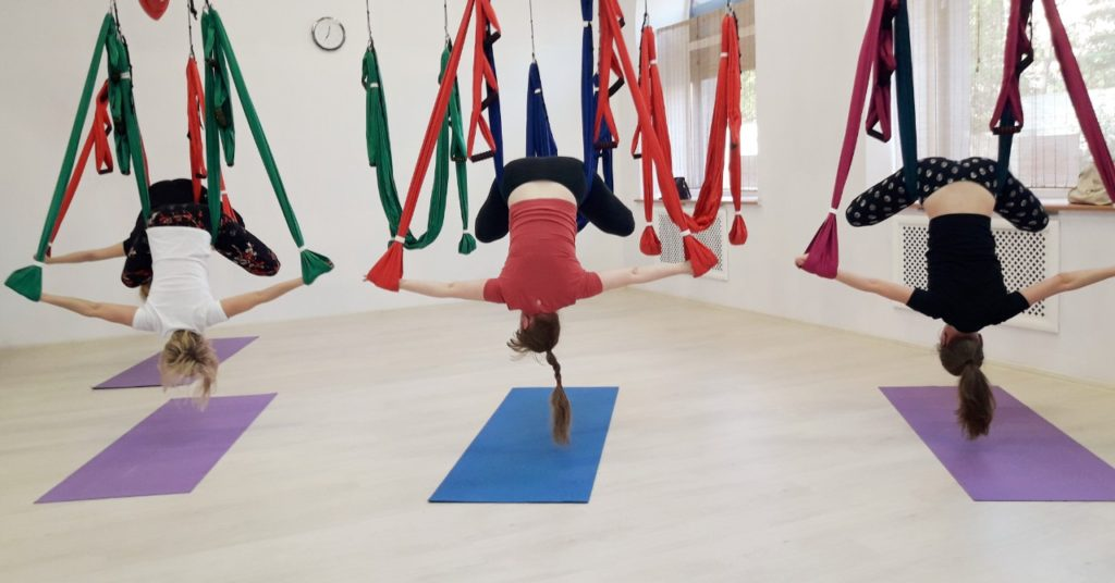 Йога для плоского живота и тонкой талии для начинающих