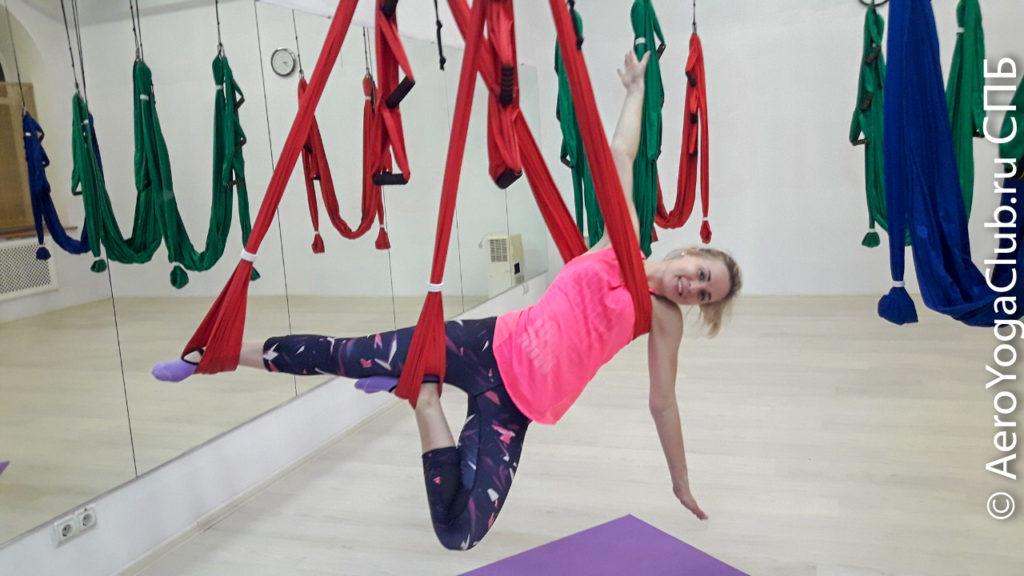 Йога для восстановления симметрии