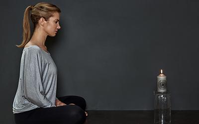 Медитация при свечах