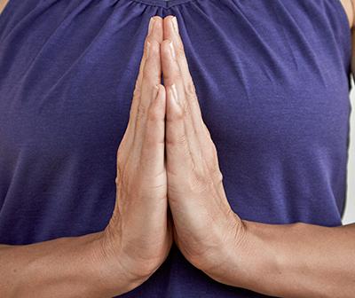 Йога - вариации мудр